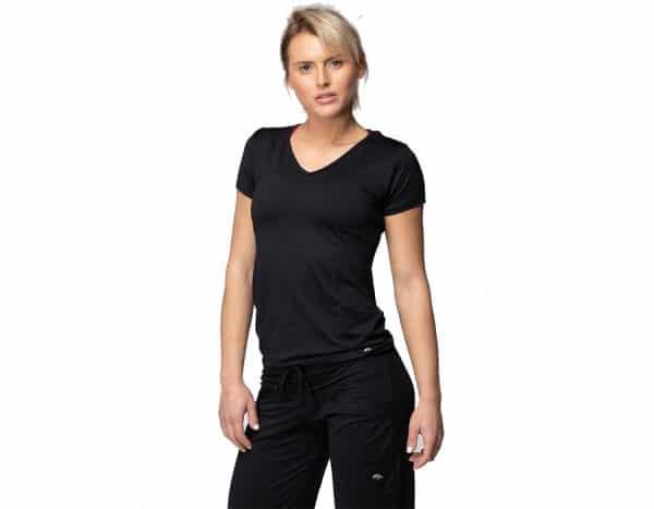 חולצה ספורט RAVEN חולצת מיקרו נשים