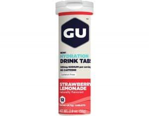 טבליות להכנת משקה איזוטוני GU DRINK TABS
