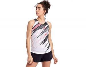 גופיית ריצה סוקוני SAUCONY STOPWATCH SINGLET נשים