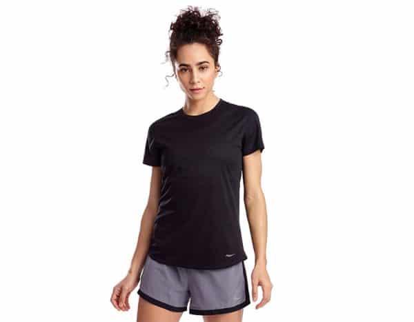 חולצת ריצה וספורט סוקוני SAUCONY STOPWATCH SS נשים
