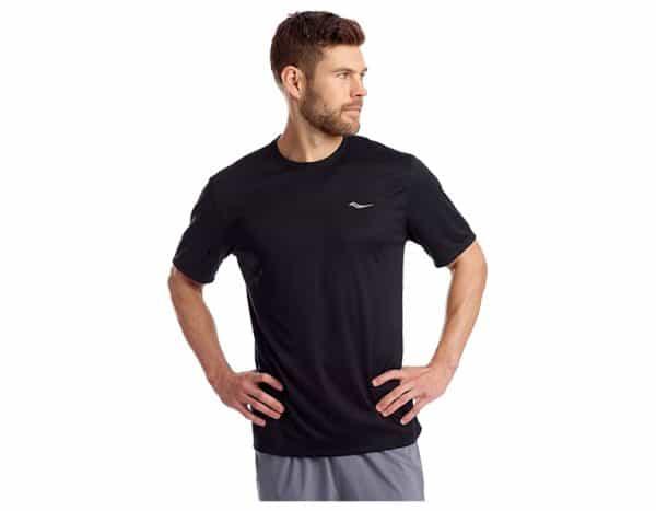 חולצת ריצה וספורט סוקוני SAUCONY STOPWATCH SS גברים