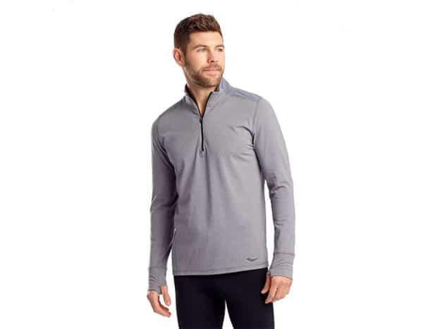 חולצת ריצה וספורט סוקוני SAUCONY CHALLENGE גברים